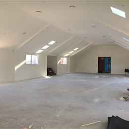 School Prayer hall (Musalaah) Rennovation