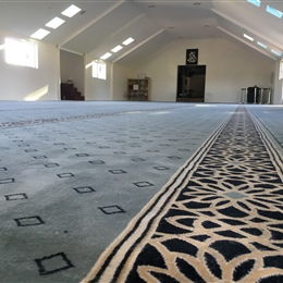 School Prayer hall (Musalaah) completion